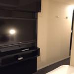 三井ガーデンホテル - テレビでっかい