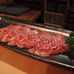炭火焼肉ぽんぽん - 料理写真:ハラミ~★ 大好き!