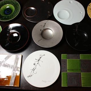 ラトリエ・オリジナルデザインの食器