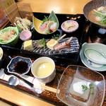 瀬戸内海鮮料理 白壁 - しらかべランチ