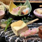 瀬戸内海鮮料理 白壁 - 盛り込み(しらかべランチ)
