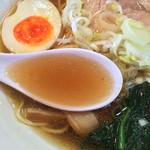 UNDERGROUND RAMEN - キレのあるスープ