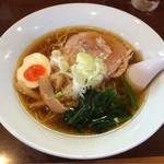 UNDERGROUND RAMEN - 「ラーメン(細麺)」750円
