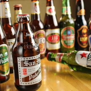 ♠☆13種類☆アジアビール.+゜♠