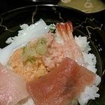 若狭家 - サービス海鮮丼