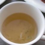 アンジェラ - セットメニューのスープ