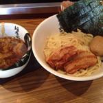 麺屋武蔵 虎洞 - あっさりつけ麺