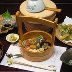 田舎茶屋 千恵 - お昼のおまかせ3,650円膳
