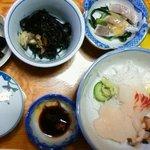 民宿 磯の味 なこら - 新鮮な魚介が・・☆