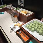 三井ガーデンホテル - 抹茶プリン パウンドケーキ