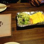 Okonomiyakiandotempanyahibiki - 明太子の玉子焼き