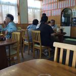 みはま食堂 - 店内