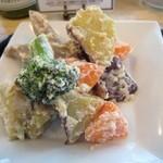 パリヤ - 冬野菜の白和えサラダ
