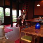 カフェ・レスパス - 雰囲気抜群の古民家