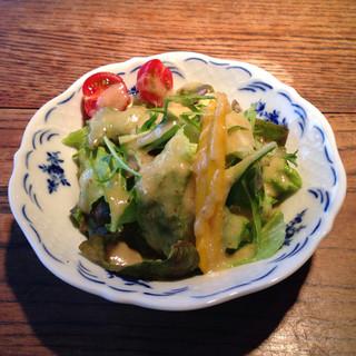 カフェ・レスパス - 料理写真:サラダ