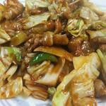 華苑 - 回鍋肉