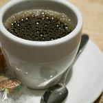 マカロニ - ブレンド(ホット・アイス・紅茶はお代わりOK)
