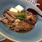 和食かたおか - 煮魚 大将の気分でいろいろあります