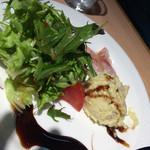 PIENO - ランチのサラダ
