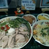 タイ国料理 ゲウチャイ - ラーメンセット