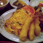新長田一貫楼 - 中華定食