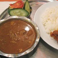 インド料理 MUTHU - レギュラーカレーセット