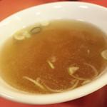 粋宏閣 - スープ