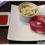 STORM - 握り寿司のお通し