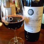 JIP - 井筒ワイン、カベルネ