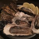 北海道知床漁場 - 生牡蠣