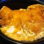 うどん屋麺之介 - ミニカツ丼