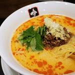 餃子と担々麺 吟 - 白胡麻坦々麺