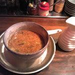 麺舎 いっとう - スープ割しました(H22.3)