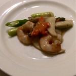 35770416 - 海老と野菜の炒め