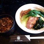 竜 - 裏メニュー つけ麺