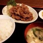 竜 - 焼肉定食