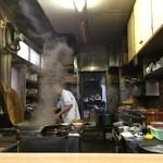京家 - 厨房内 2015年2月
