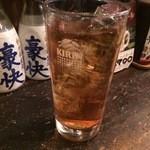 石松 - ウーロンハイ 350円