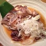 35775834 - 真鯛のカブト煮 限定2食 380円税別
