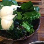 都野菜 賀茂 - 生野菜と海草