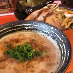 麺屋 一気 - 濃厚つけ麺 1000円