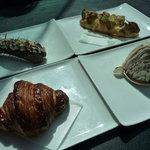 ル ミュゼ ドゥ アッシュ - ☆朝食はこちらの4種類です(≧▽≦)/~❤☆