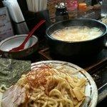 ゑいらくや - もちもちの太麺が美味しい☆