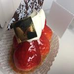 ル・スリジェダムール - 料理写真:タルトフレーズ