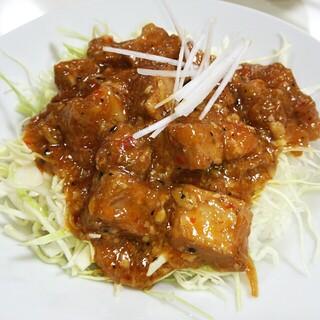 味芳斎 支店 - ランチの豚バラ肉丼❤牛肉よりはまろやかな辛旨ぁ~(о´∀`о)ノ