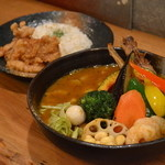 Rojiura Curry SAMURAI.  - 料理写真: