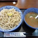 三八製麺所はじめ - 麺の量大盛り