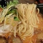 麺屋 天王 - ツルシコの自家製麺!