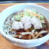 なべ家 - 料理写真:牛もつうどん 550円 Lunch