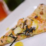ロゼッタ - ロゼッタのピザ エビとポテトの明太子マヨネーズピッツァ  Mサイズ